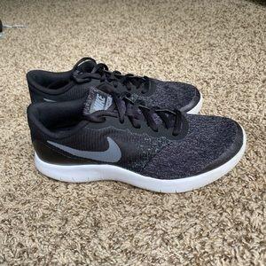 Black Nike Flex Contact